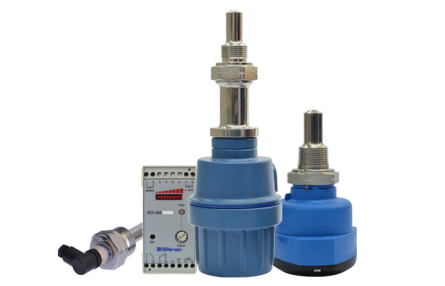 Transmissor de Fluxo por Dispersão Térmica - Serie: CF420
