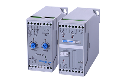 CN/16, CN73R Conductive Level Relays/Controllers