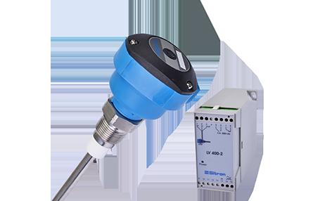SC400 – Cabeçote de Nylon + Relé Controlador LV400