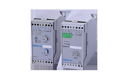 BS/16, BS/40 – Relês/Controladores de Nível Condutivo