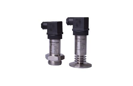 SP30 – Transmissor de Pressão – Membrana Faceada/Aplicação Sanitária