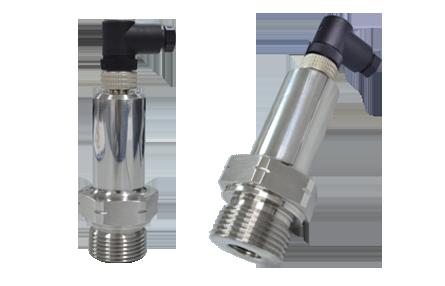 SP96 – Transmissor de Pressão com membrana e Corpo em Aço Inox 316.