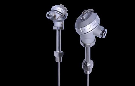 Pt10 - Sensor de Temperatura com saída 3(fios) Cabeçote de Alumínio