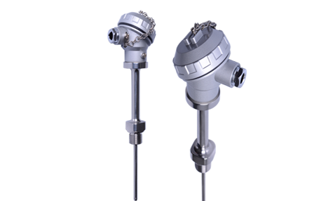PT10 - Temperature Sensor / Pt100 (3 wires) Aluminum Enclosure